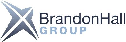 brandon hall sales training analyst logo